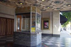 Art Deco Ticket Book ~ Warner Grand
