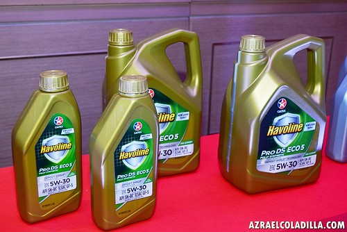 Havoline ProDS engine oil products