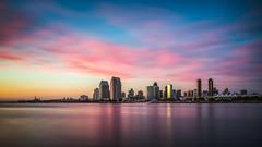 Sunset from Coronado