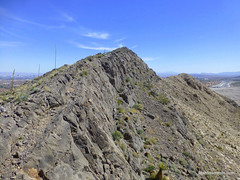 Summit of Cheyenne Mountain