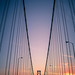 The San Francisco–Oakland Bay Bridge by Aram G.