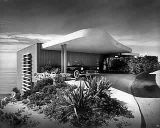 1955 ... Spencer house - Richard Neutra