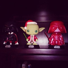 Three down and three more to go. #StarWars #funko #POPADDICTCUSTOMS