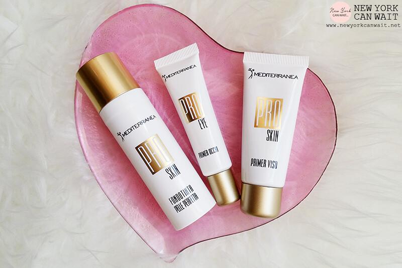 Mediterranea: Makeup linea PRO