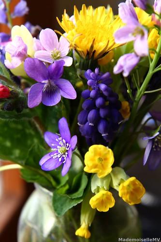 Bouquet printanier 1