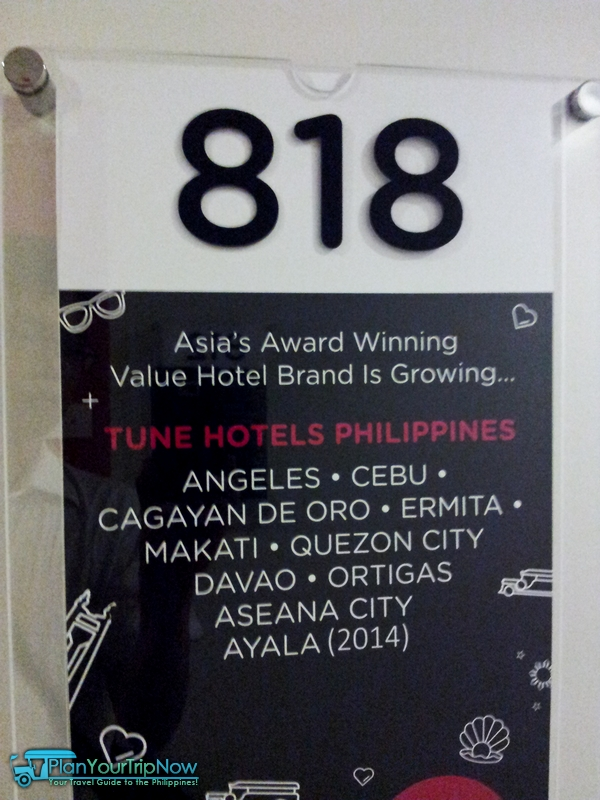Tune Hotels Aseana 16