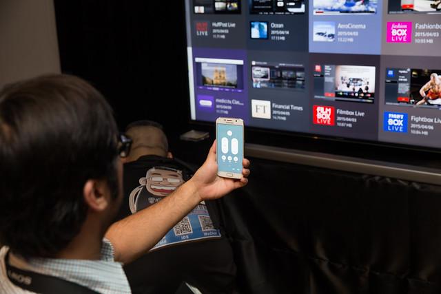 極致影音享受!Samsung SUHD TV『超 4K』電視體驗會 @3C 達人廖阿輝