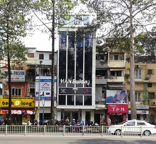 Dự án bất động sản HAN Building
