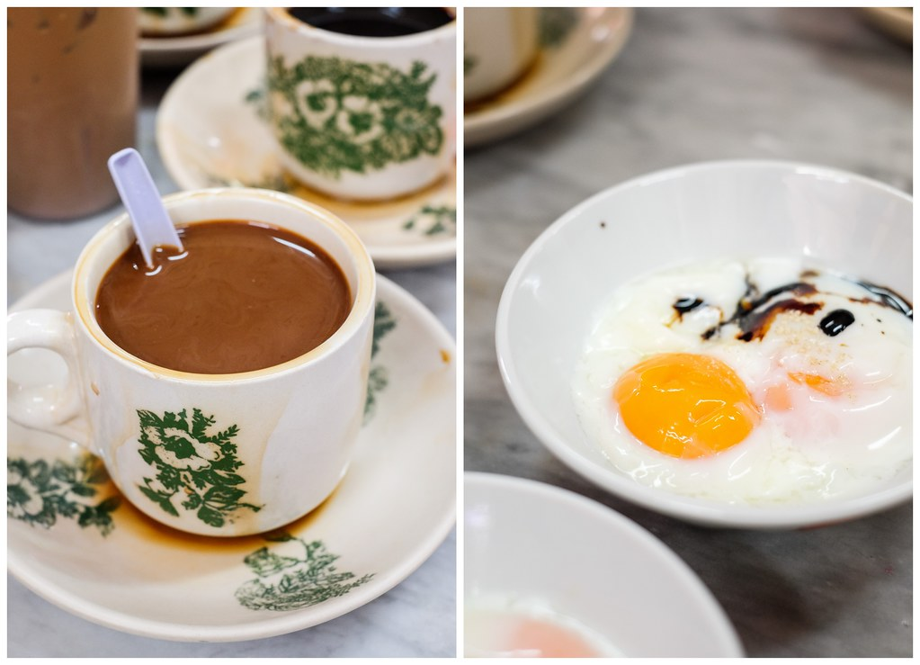 Restoran Kin Wah's Coffee & Half Boiled Eggs