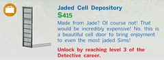 Jaded Cell Depository