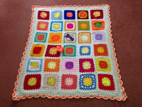 Challenge Blankets