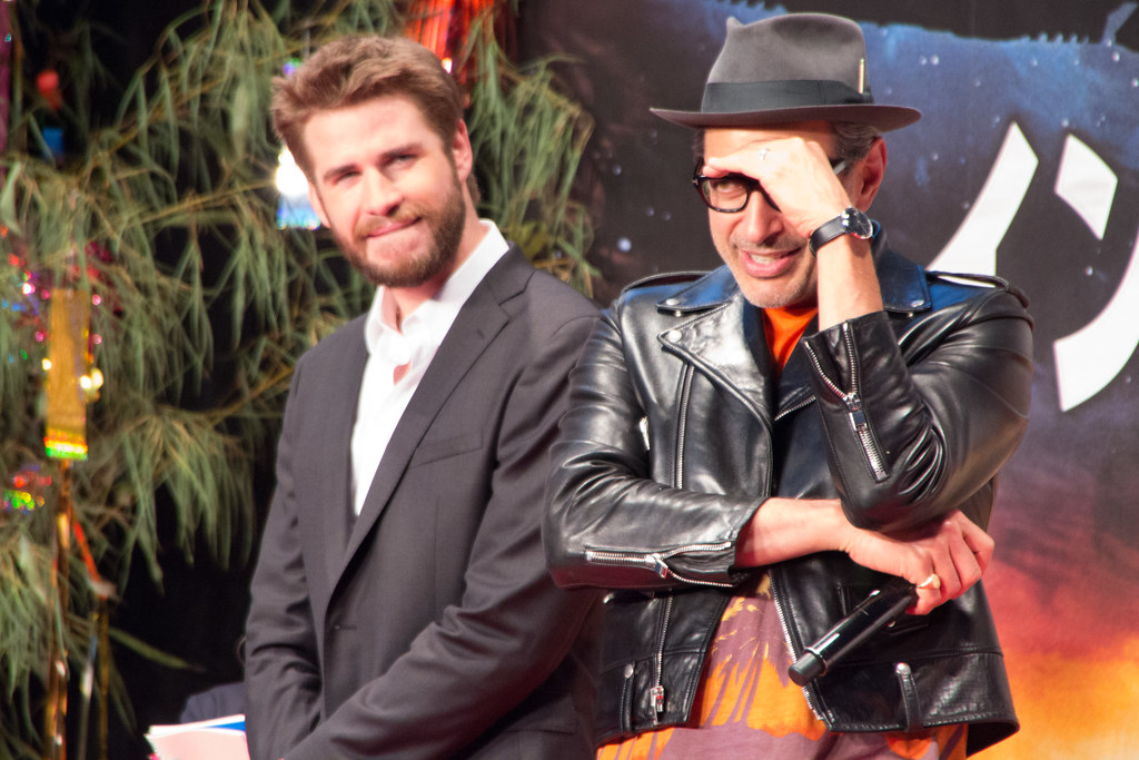 Independence Day: Resurgence Japan Premiere: Liam Hemsworth & Jeff Goldblum