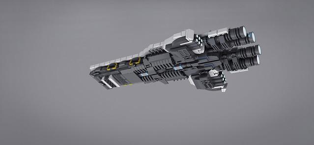 Antares Starship