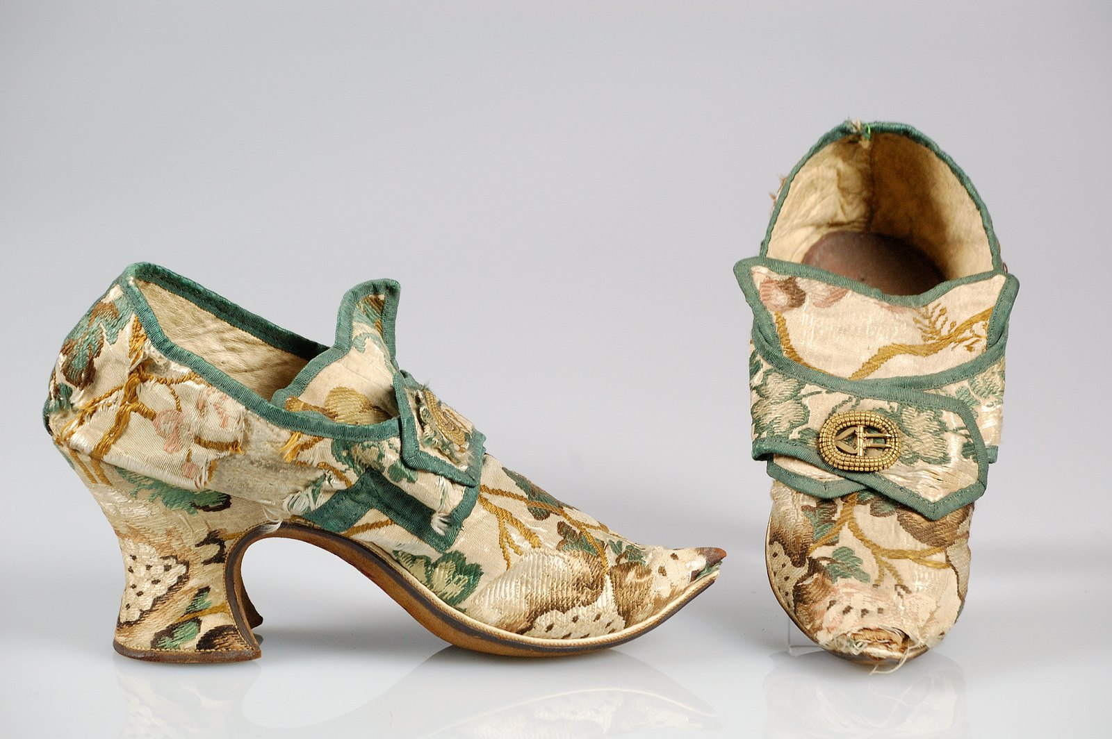 Th Century Style Women Shoes