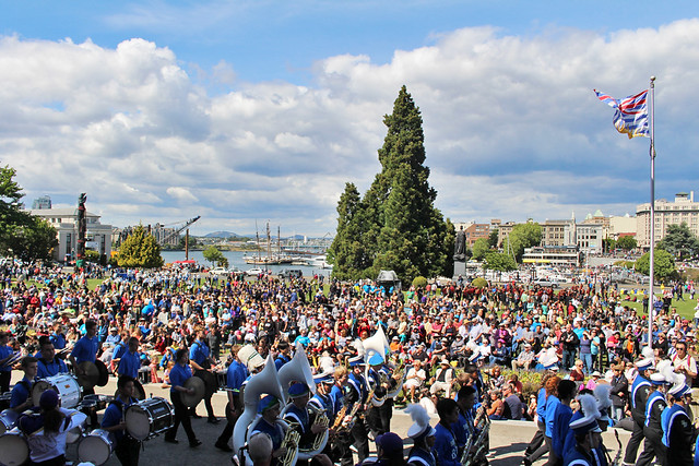 Vancouver Island Marching Band