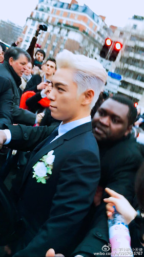 TOP - Dior Homme Fashion Show - 23jan2016 - 3937643767 - 04