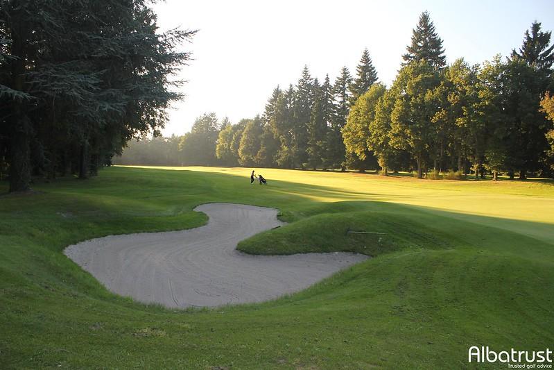 photo du golf Domaine du Lys Chantilly - Parcours