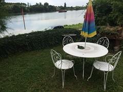 Terrace à la Saône