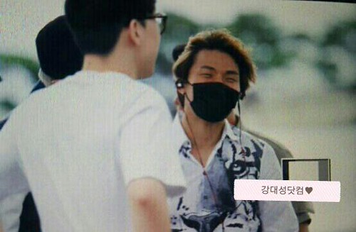 Big Bang - Incheon Airport - 25aug2015 - kangdot0426 - 02
