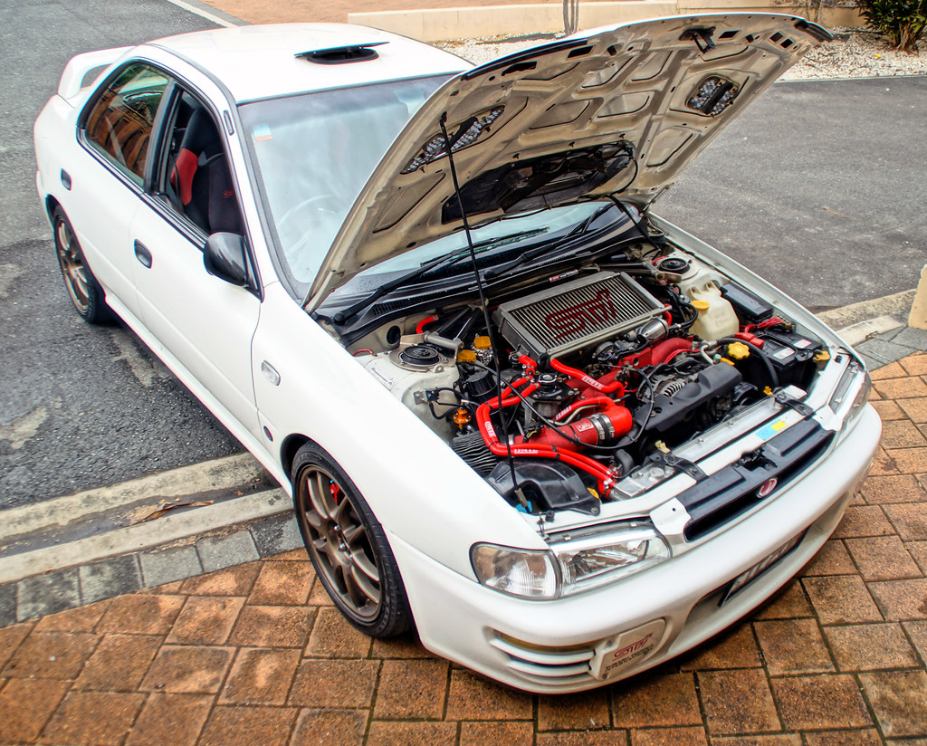 bugeye engine into 96 classic impreza - Page 1 - Subaru