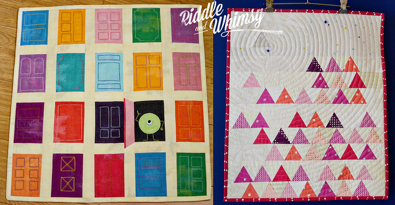 Sew Cute Tuesday Riddle Whimsy Blossom Heart Quilts