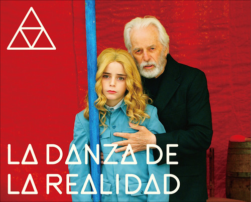 『リアリティのダンス』Blu-rayジャケット