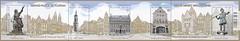 17- Tournai - Doornik blaadje