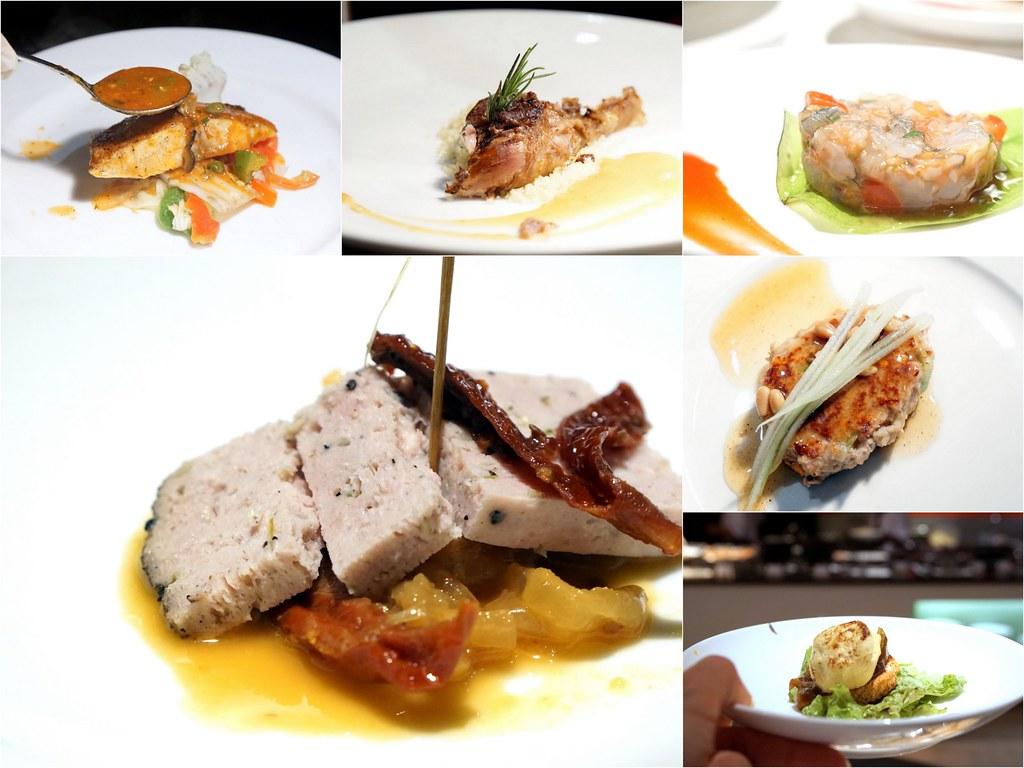 Club Med food