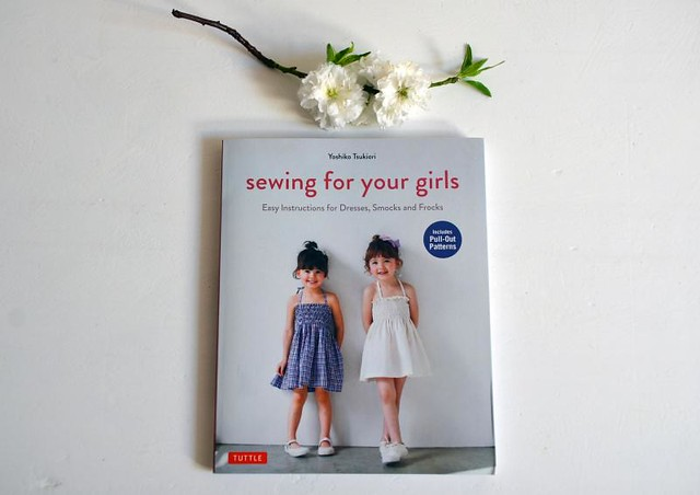Sewing For Your Girls ~ review + giveaway
