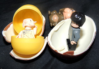 Sorry Dobby, You Can't Be A Kinder Toy