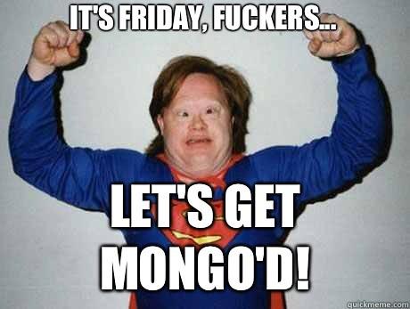 Mongo fan