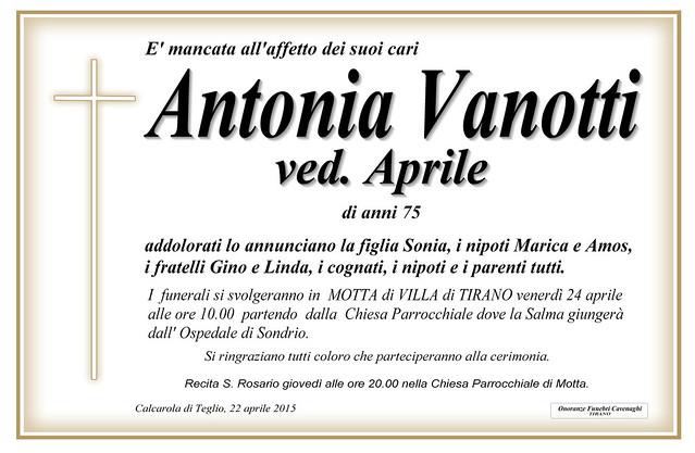 Vanotti Antonia