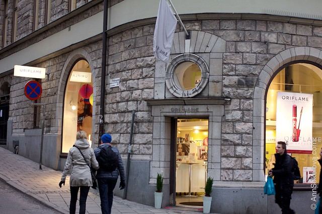 42 Oriflame Concept store in Stockholm