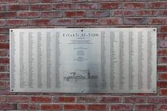 Photo of Bronze plaque number 40451