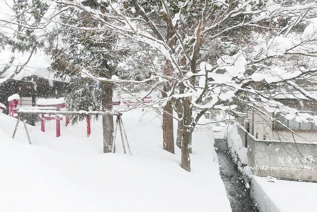 20150214米澤雪燈籠-04米澤市區-1320931