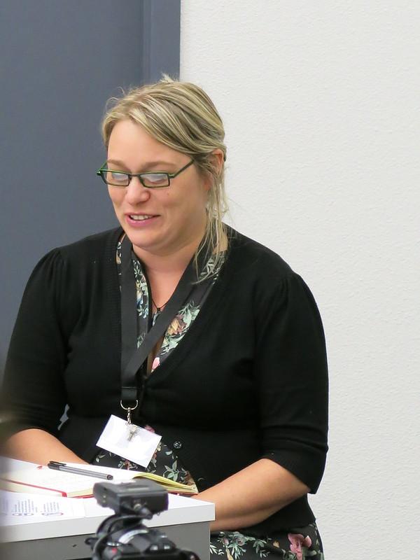 Dr Erin Harrington