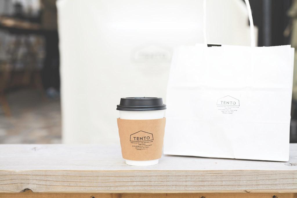 TENTOコーヒー
