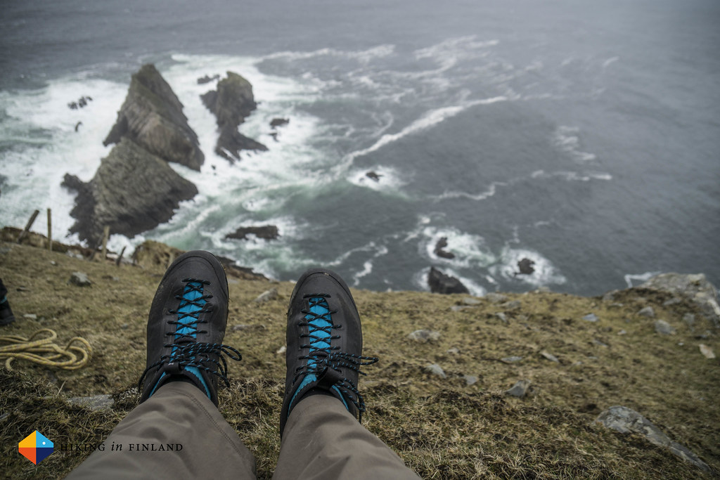 Arc'teryx Acrux² FL GTX at the coast