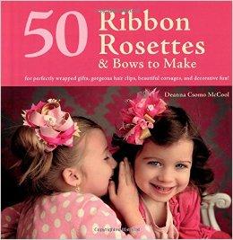Ribbons & Rosettes Book