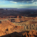 Dead Horse Point Overlook, USA SouthWest by Leto A.