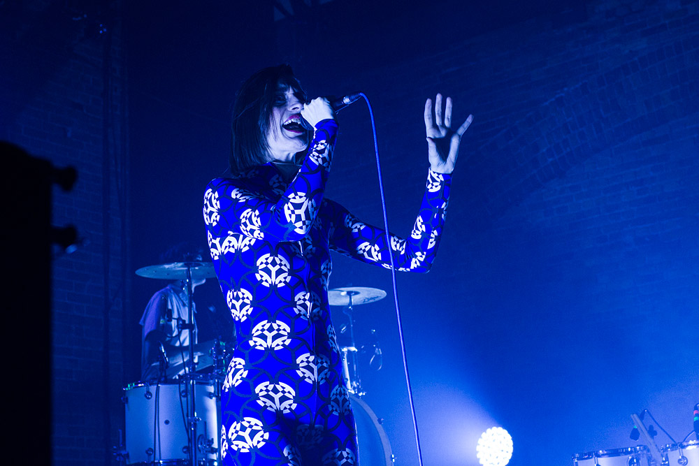 Yelle @ Village Underground, London 04/03/15