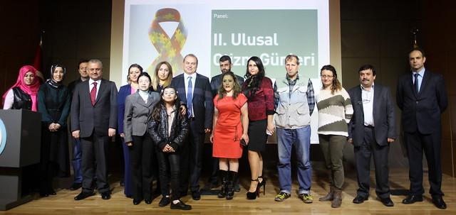 2.Otizm Günleri Üsküdar Üniversitesi'nde yapıldı