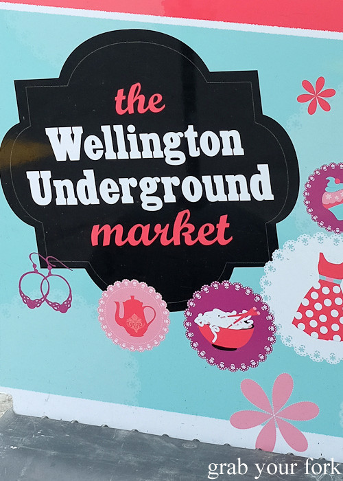 Wellington Underground Market, Wellington