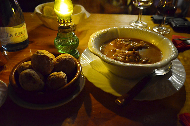 Rabbit stew, La Tasquita de Nino, San Miguel de Abona, Tenerife
