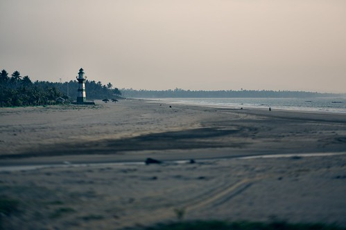 Lighthouse At Ngwesaung