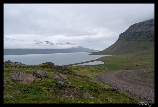 Vistas del Fiordo Berufjörður
