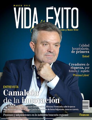 Juan Abellan portada marzo