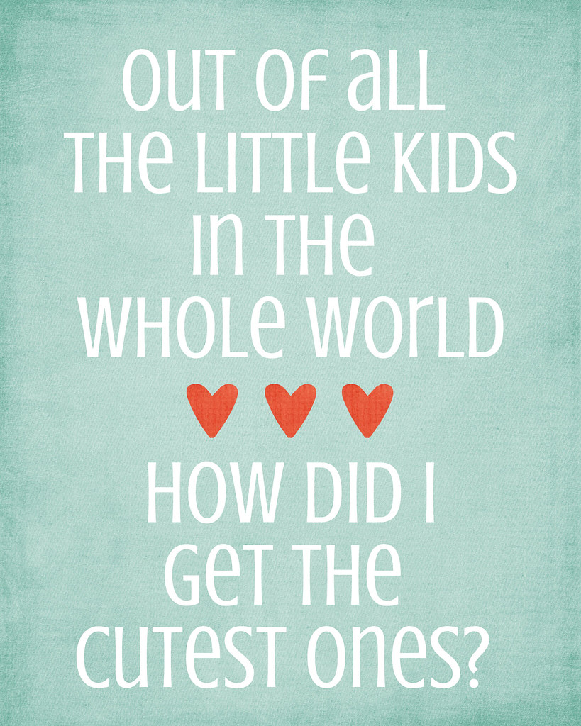 Looks - Kids Cute in love quotes video