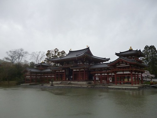 byodoin temple phoenix hall