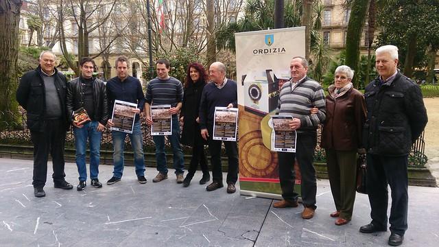 Josean Alija cortará el primer queso Idiazabal de la temporada en Ordizia
